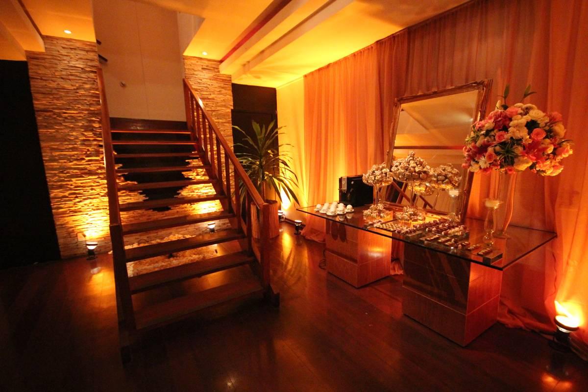 Casa de Festas 15 anos - Festas para Debutantes - Club Lounge