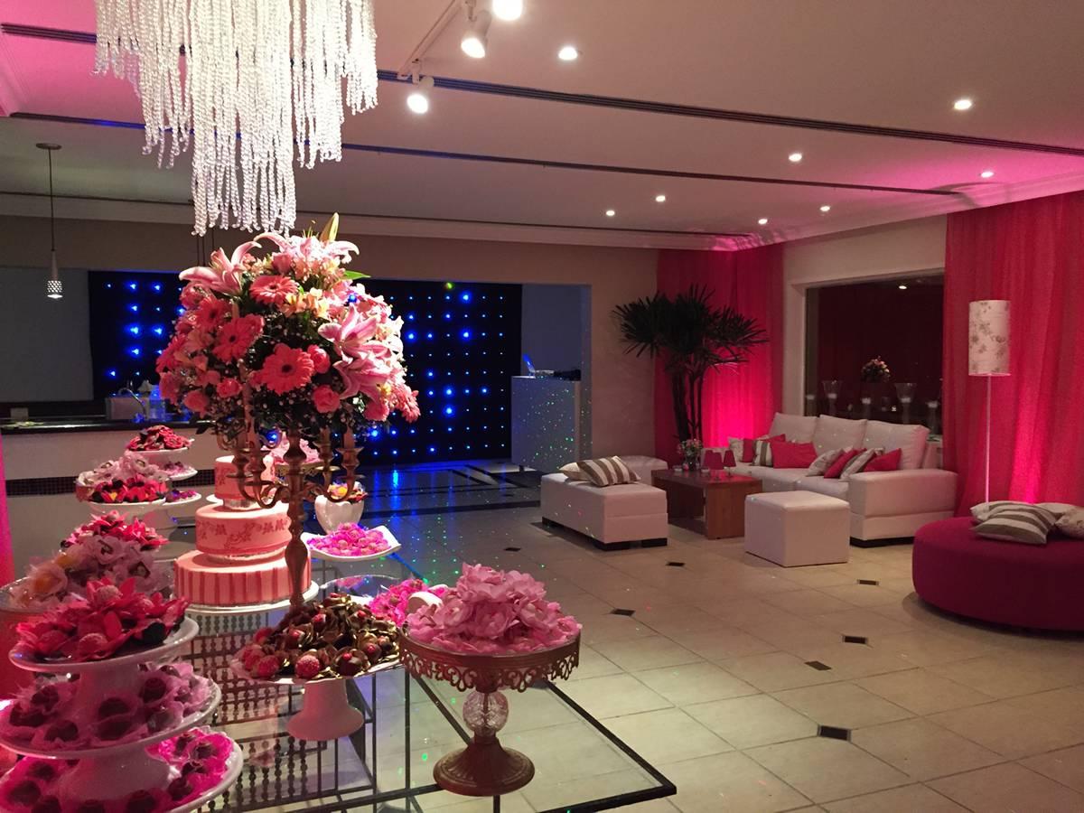 Casa de Festas 15 anos, Debutantes - Club Lounge