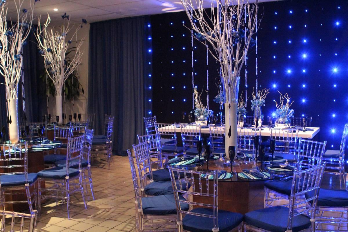 Casa de Festas 15 anos - Club Lounge