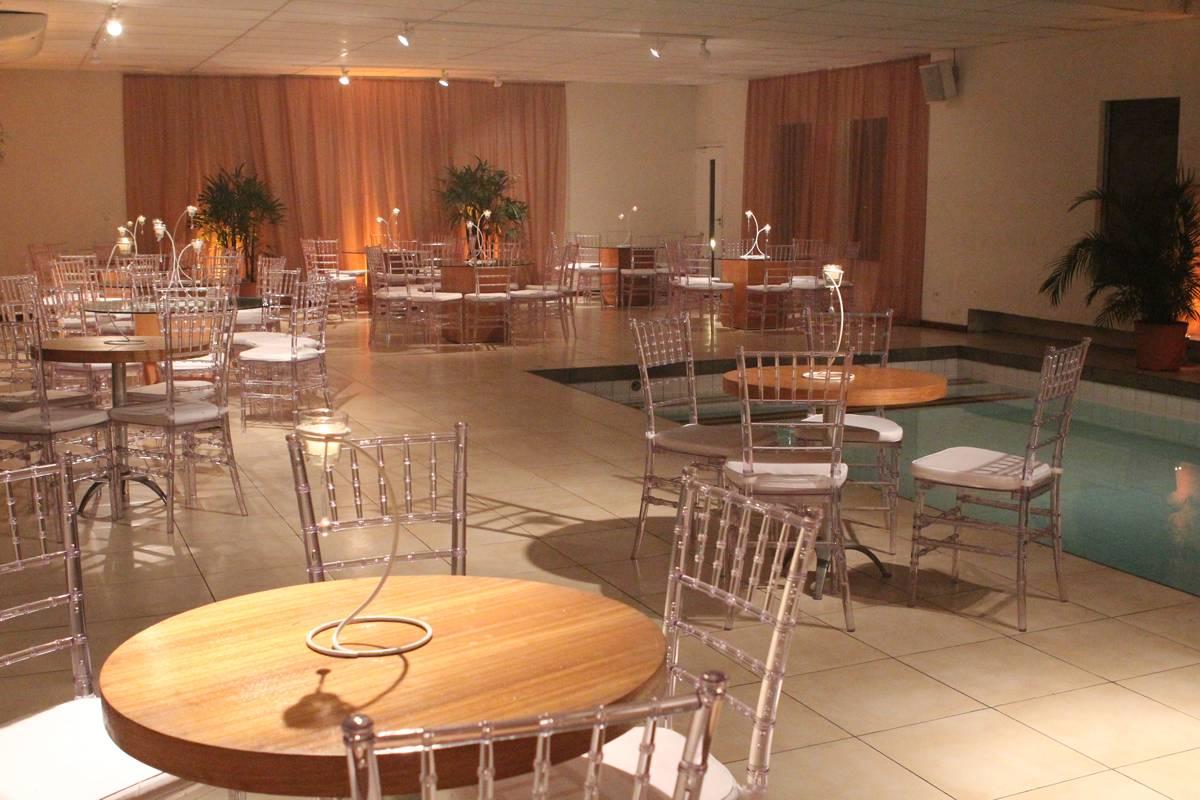 Decoração de Casamento e 15 Anos - Club Lounge - Casa de Festas na Barra da Tijuca Rj