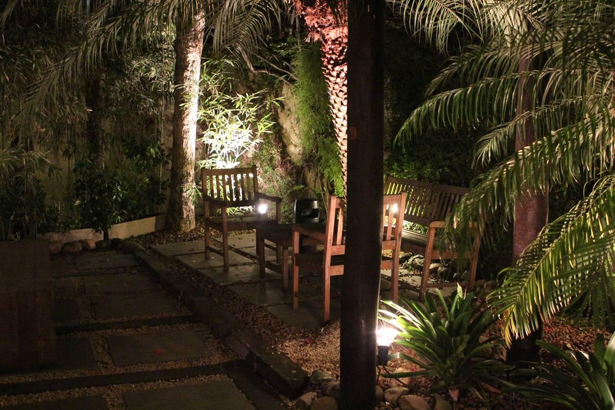 Decoração de Casamento em Jardim - Club Lounge - Casa de Festas na Barra da Tijuca Rj