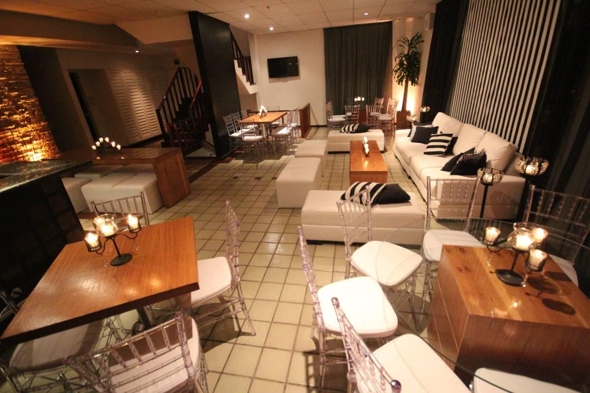 Espaço Pedra da Gávea, Casa de Festa Club Lounge