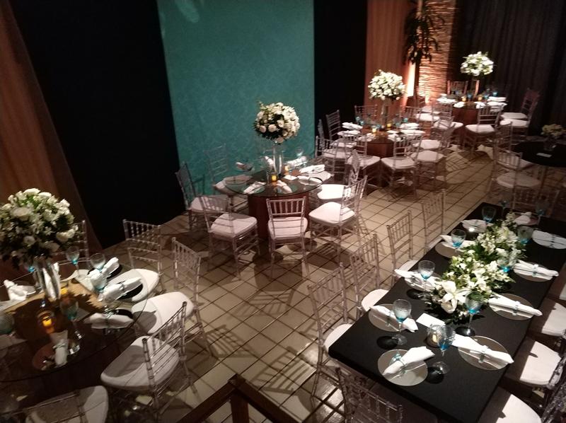 Festa de 15 anos Club Lounge salão pedra da gávea
